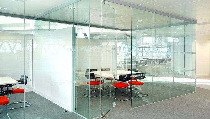 Glass Partition Inpro Concepts Design