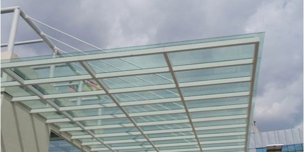 Glass Canopy Inpro Concepts Design